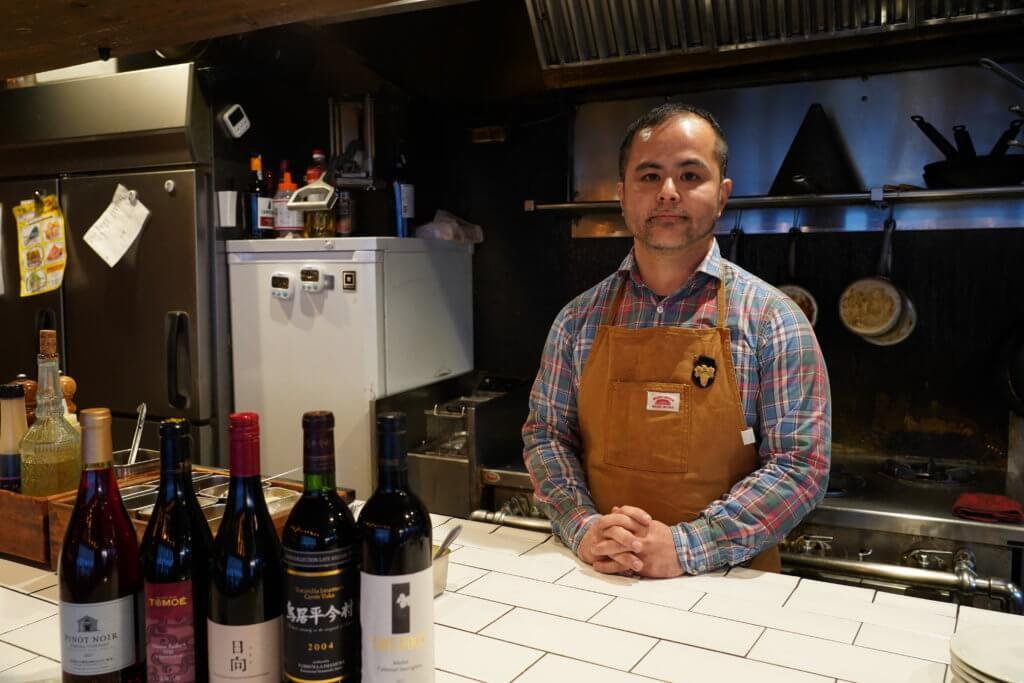 日本ワイン放浪者「西一進」