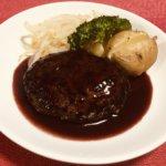 【上野貴史シェフレシピvol.3 】「感動の食感」肉汁あふれる和牛ハンバーグの作り方