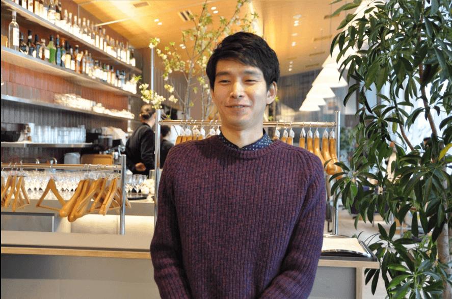 笑顔のシトラシエールの醸造家「山田隼平」
