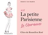 ラ・プティ・パリジェンヌ・ロゼの「小悪魔的なパリジェンヌ」ジャケット