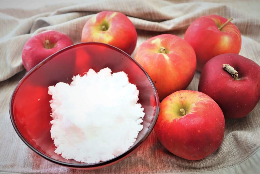 紅玉りんごのアレンジレシピの材料