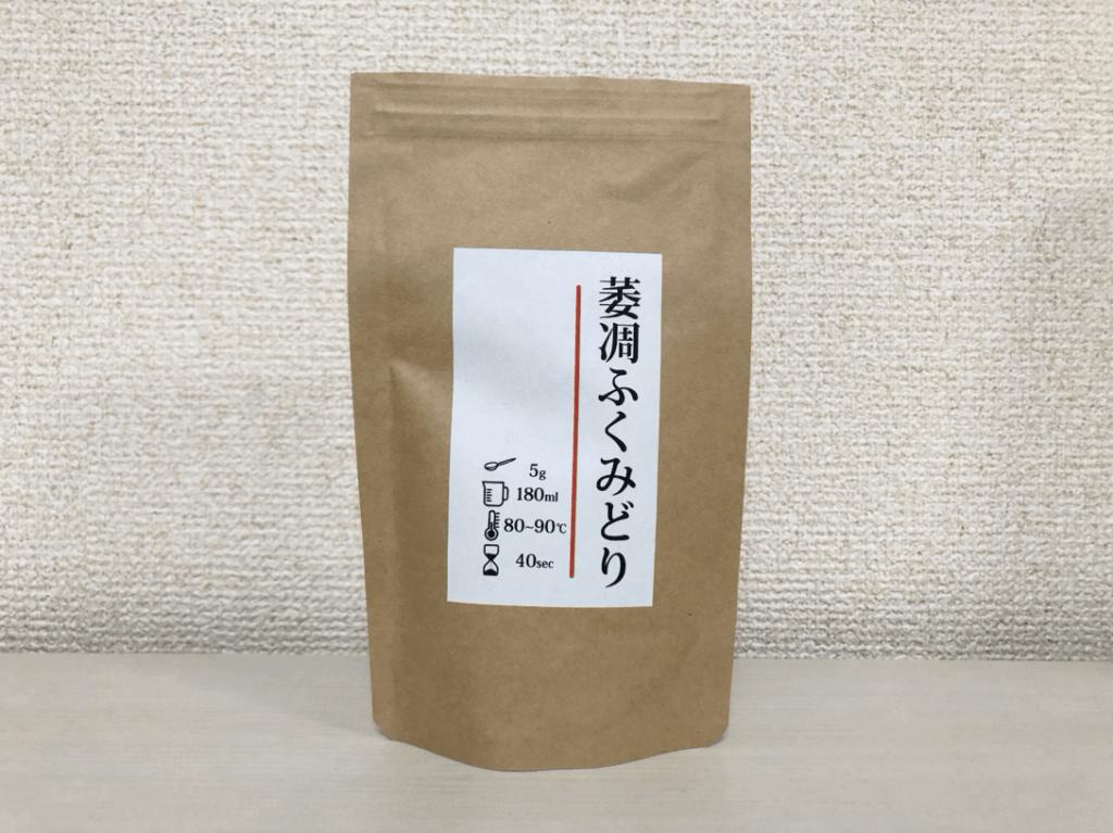 埼玉県狭山市の奥富園製茶の「萎凋ふくみどり」