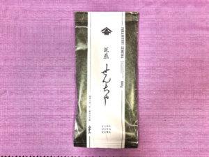 山本山さんの深蒸し茶