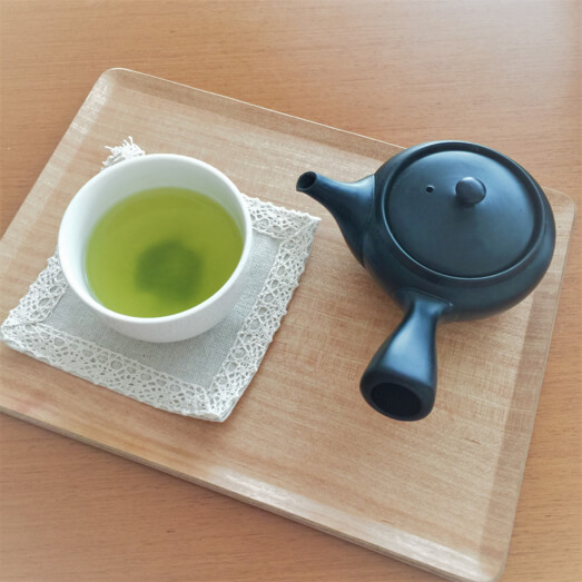 Stay Home and Enjoy Japanese tea. Spring must come!!!