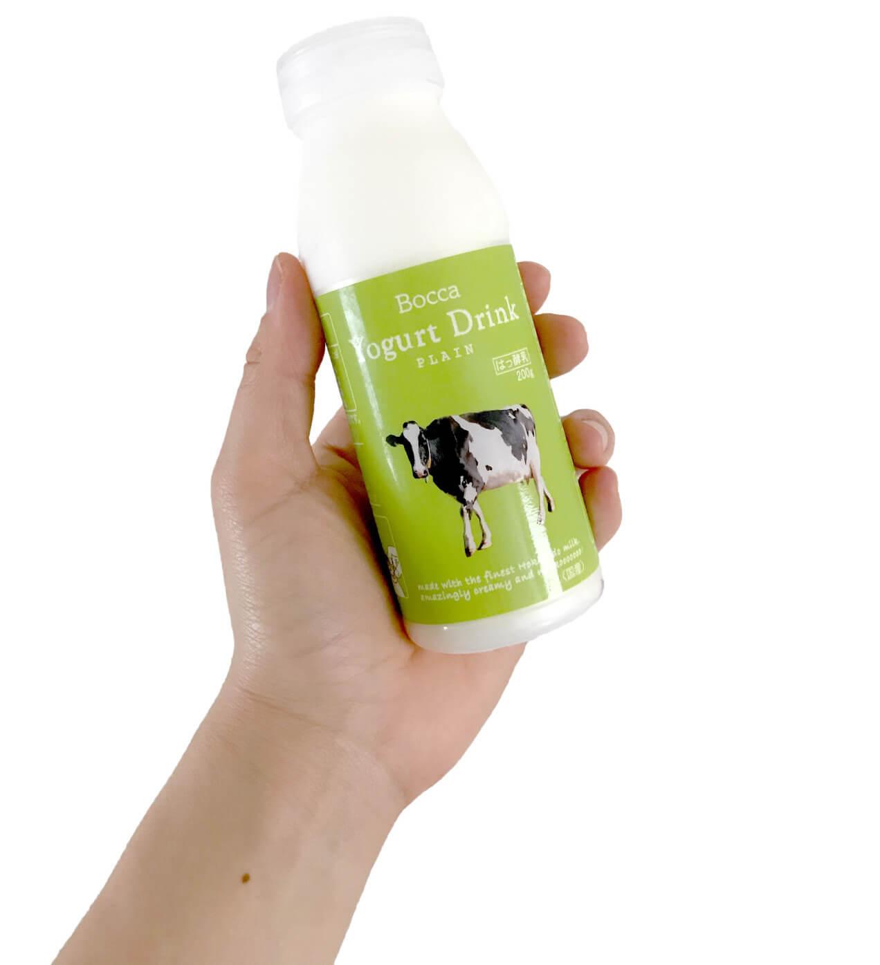 Bocca Yogurt Drink PLAIN